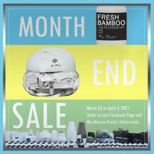 Mia Maison - Month End Sale: Get Up to 20% Off