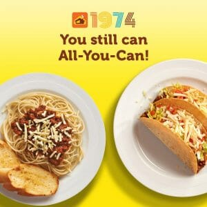 Pancake House - Best Taco in Town and Spaghetti All-You-Can Weekend Promo