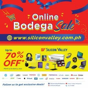 Silicon Valley - Online Bodega Sale: Get Up to 70% Off