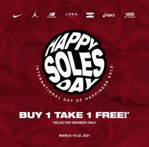 The Playground Premium Outlet - Buy 1 Take 1 FREE on Select Brands