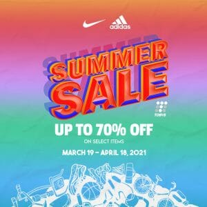 Toby's Sports - Nike and Adidas Summer Sale: Get Up to 70% Off Select Items
