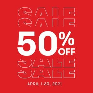 FitFlop - April Sale: Get 50% Off Promo