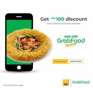 North Park Noodle House - Get ₱100 Discount on Orders via GrabFood