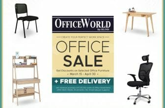 OfficeWorld by BLIMS - Office Sale: Get Discounts on Selected Furniture + FREE Delivery