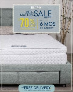 BLIMS - Bed and Mattress Sale: Get Up to 70% Off