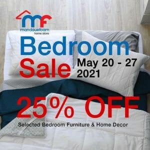 Mandaue Foam - Bedroom Sale: Get Up to 25% Off