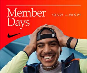 Nike - Member Days Promo