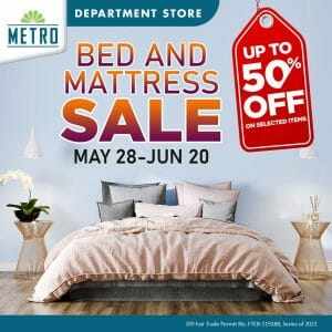 The Metro Stores - Bed and Mattress Sale: Get Up to 50% Off