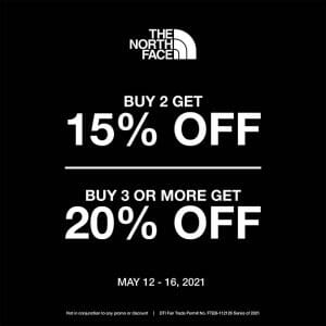 The North Face - Summer Bundle Deals: Get Up to 20% Off