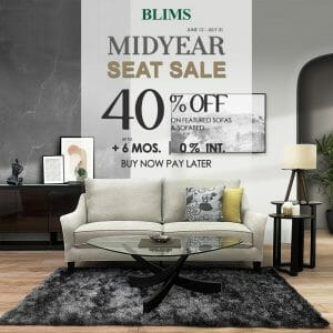 BLIMS - Midyear Seat Sale: Get 40% Off + Up to 6 Mos. 0% Interest