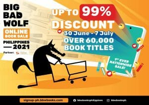 Big Bad Wolf Books - Online Book Sale: Get Up to 99% Discount
