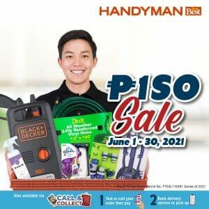 Handyman - Piso Sale