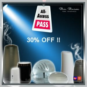 Mia Maison - PayWeek Sale: Get 30% Off on Signature Scenting Accessories