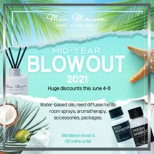 Mia Maison - Mid-Year Blowout Sale: Get Up to 30% Off