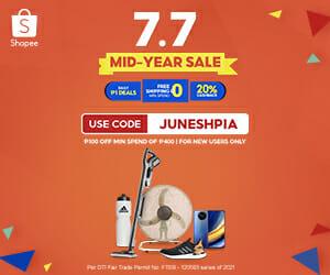 Shopee 7.7 Mid Year Sale