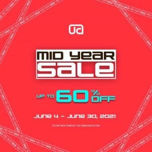 Urban Athletics - Mid-Year Sale: Get Up to 60% Off