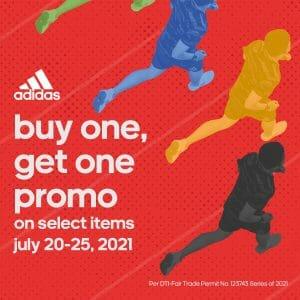 Adidas - Buy One Get One Promo