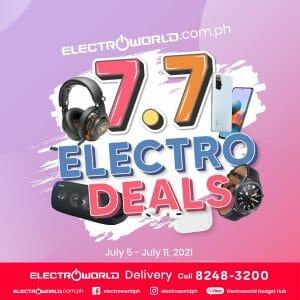 Electroworld - 7.7 ElectroDeals