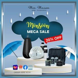 Mia Maison - Monsoon Mega Sale: Get 20% Off