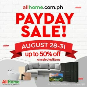 AllHome - Payday Sale: Get Up to 50% Off