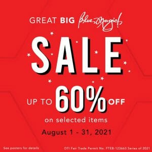 Blue Magic - Great Big Sale: Get Up to 60% Off