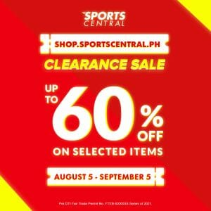 Sports Central - Clearance Sale: Get Up to 60% Off