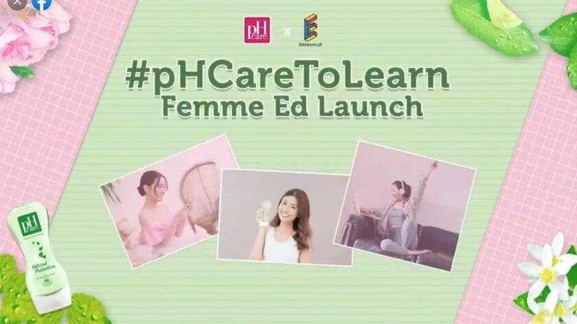 pH Care PH Launches pHCareToLearn Aug21 jpeg