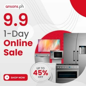 Anson's - 9.9 1-Day Online Sale: Get Up to 45% Off