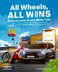 McDonald's All Wheels All Wins Promo