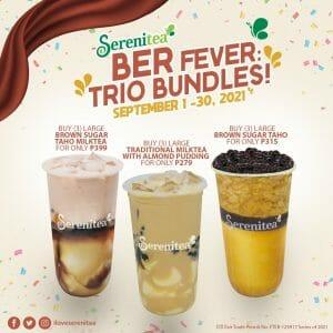 Serenitea - Ber Fever Trio Bundles: Save Up to 30%