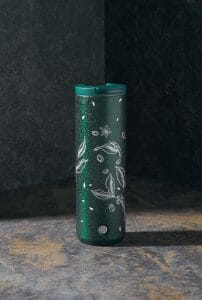 Starbucks - Get 20 Beverage Vouchers for Every Stainless Steel Tumbler Purchase