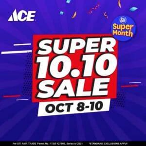 ACE Hardware - Super 10.10 Sale