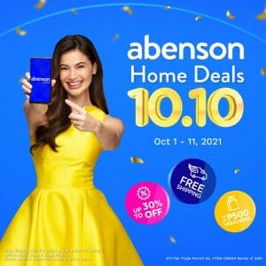 Abenson - 10.10 Home Deals