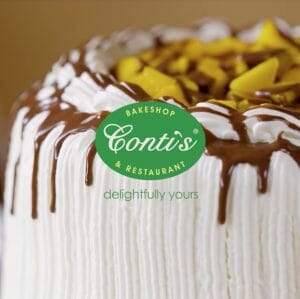 Conti's 24 Years Anniversary Take Your Cake Contest