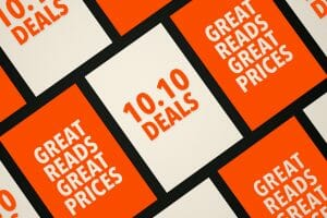 Fully Booked - 10.10 Deals via Shopee